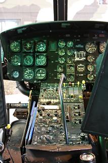 G-UHIH's Cockpit