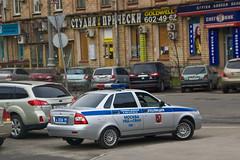 LADA Priora police