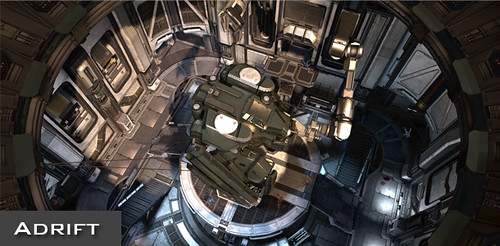 Halo 4 Adrift Map Strategy Guide