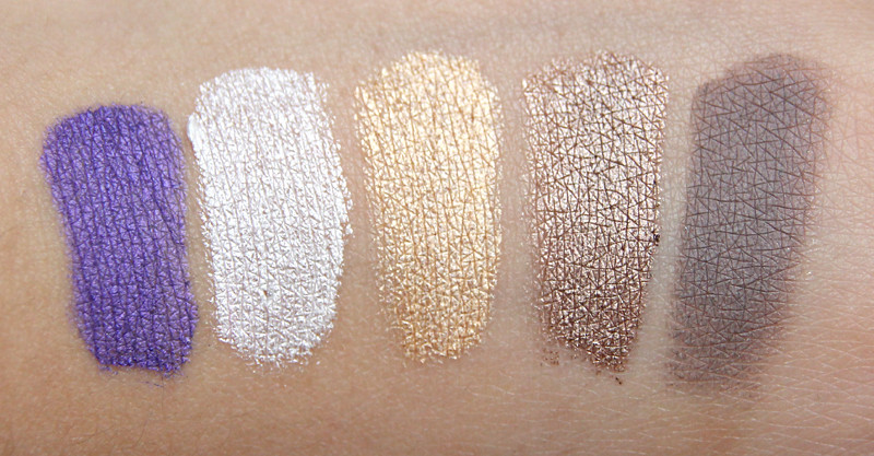 Maybelline color tattoo 24 hr swatch