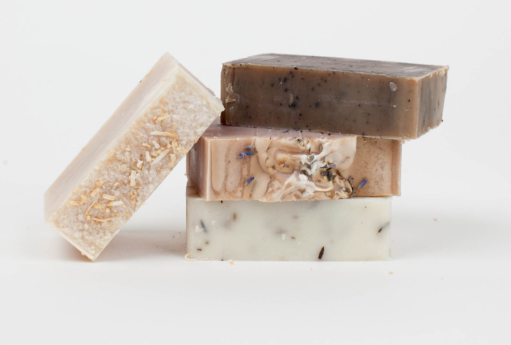 Organic Artisan Soap Bars