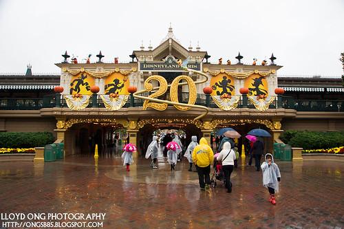 Disneyland 20th Anniversary