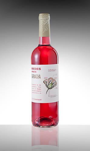 Vino Viñas de Miedes Rosado Bodegas San Alejandro
