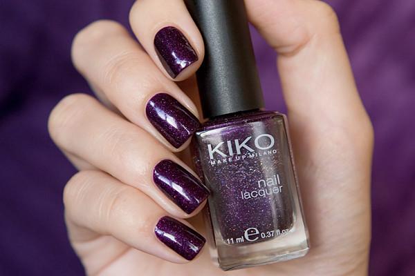 Kiko 255 Viola Microglitter