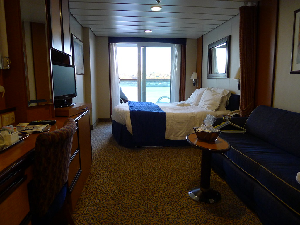 Brilliance Of The Seas Superior Balcony Cabin 9622 These Flickr