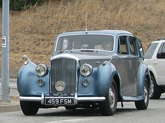 1947 Bentley Mark Vl Estate Van 1