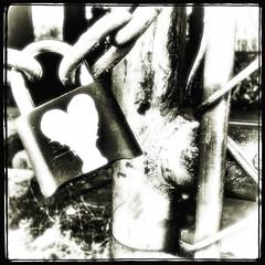 a locked heart