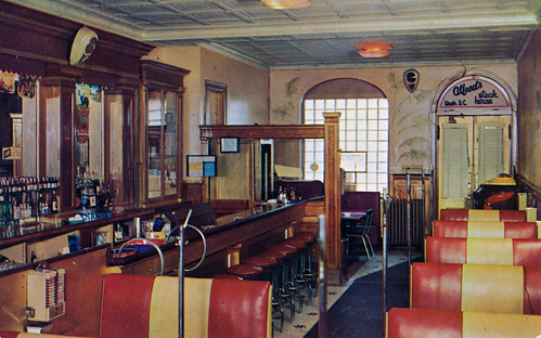 Alfred's Steak House (1950s)