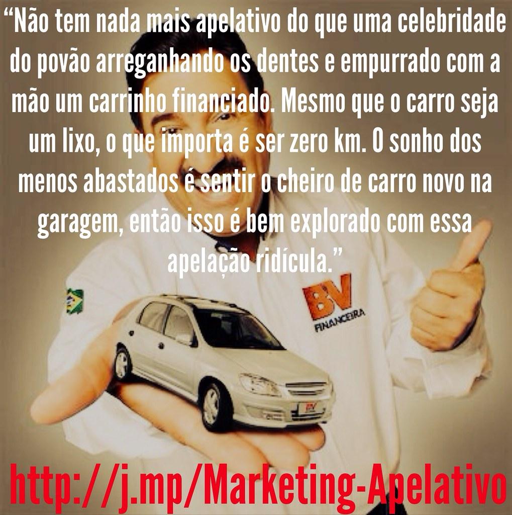 SÉRIE #MarketingApelativo