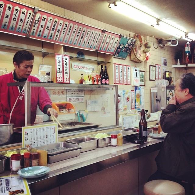 Photo:#串炸 #japan #osaka #近江屋 #mia #ephone By StanleyC