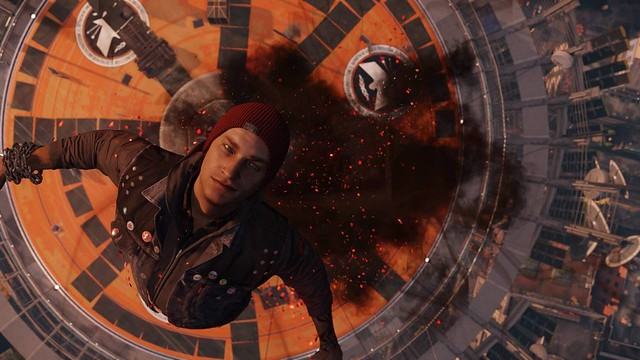 inFamous Second Son - Screenshot 2