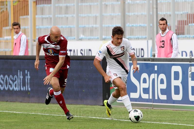 Palermo, Dybala-gol e Reggina ko$
