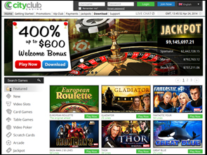 city club casino flash free online games