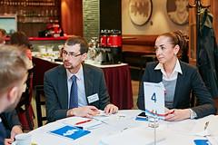 Regionální byznys setkání podnikatelů s odborníky - Jihočeský kraj, 12.5.2016