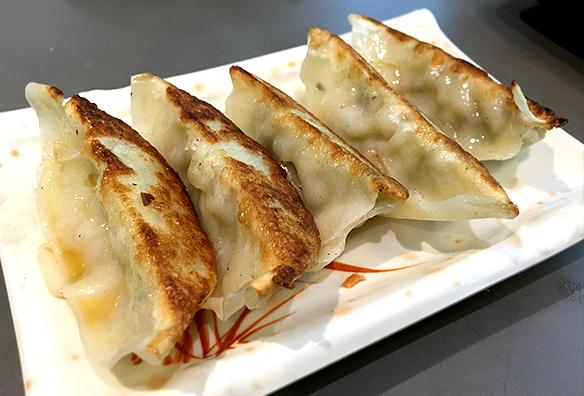 03 Gyoza (Chicken)