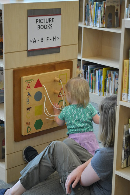06.20.16 Curious George visits Abrahams Branch