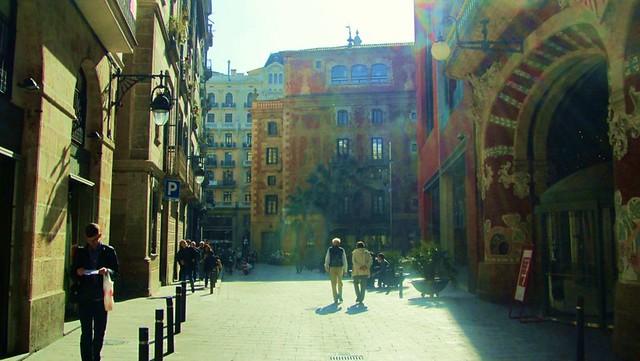 Link auf Flickr Foto: Born Viertel in Barcelona ©Hendrik Lennarz https://flic.kr/p/brVGbd