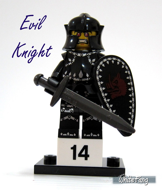 The stronghold rebuilt lego series seven minifigs for gamers - Knights of the round table lego ...