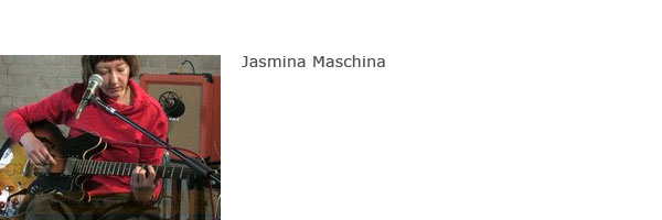 Jasmina Maschina | Live @ ORANGE 'EAR