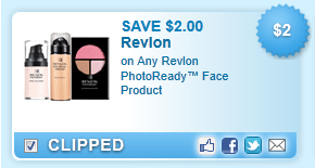 Revlon Photoready Face Product  Coupon