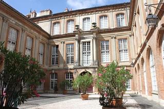 Bilde av Hôtel de Nupces. france townhouse mansion toulouse villerose hôtelparticulier hôteldenupces nupces