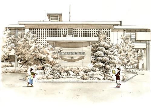 120411(3) - 漫畫家「安達充」的新連載《MIX》故事舞台就是『鄰家女孩』26年後的明青學園! (2/2)