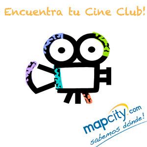 Encuentra tu Cineclub - Mapcity