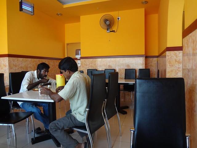 Restaurante Al Oodh Ras Al Khaimah, Emirados Arabes Unidos