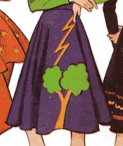 lightning skirt 2
