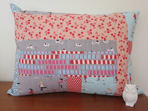 Pip's pillow by cat&vee