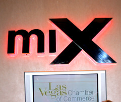 Business Blend at Mix Las Vegas