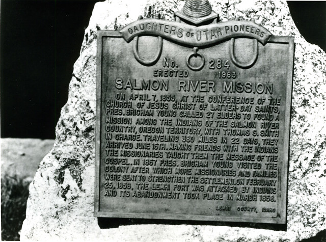 Fort Lemhi Salmon River