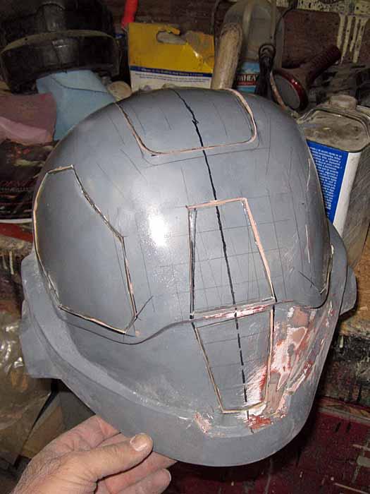 EVA Helmet Visor Cutouts 5