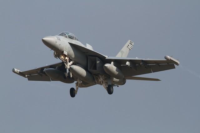 EA-18G VAQ-141 SHADOW HAWKS #502