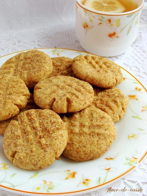 печенье медово-лимонное 2