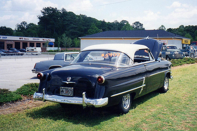 1953 ford victoria crestline flickr photo sharing. Black Bedroom Furniture Sets. Home Design Ideas