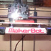 The MakerBot 3d printer