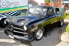 1950 Ford coupe utility