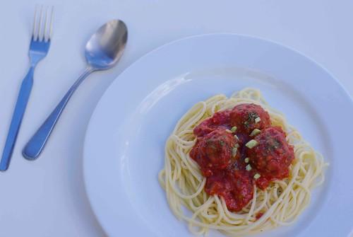 Resepi Spaghetti Meatball Resepi Dapur Malaysia