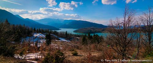 lake dam greece 77 lefteris limni plastira karditsa thessalia plastiras fraktis katsouromallis