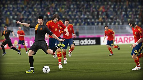 UEFA Euro 2012 DLC for FIFA 12 Gets New Trailer