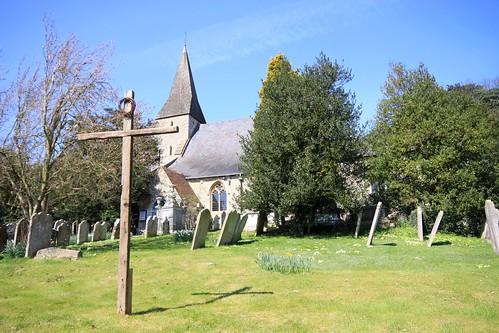 GWUK #340 St John the Baptist, Wateringbury