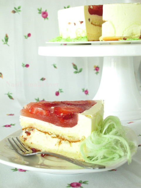 Strawberry Cake Hay Day
