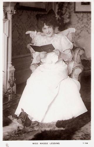 Madge Lessing