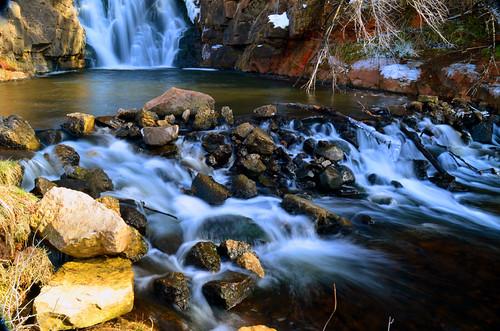 wisconsin waterfalls wi saukcounty redstonelake wisconsinwaterfalls feltphoto1 douglasfeltman redstonefallslavallewi