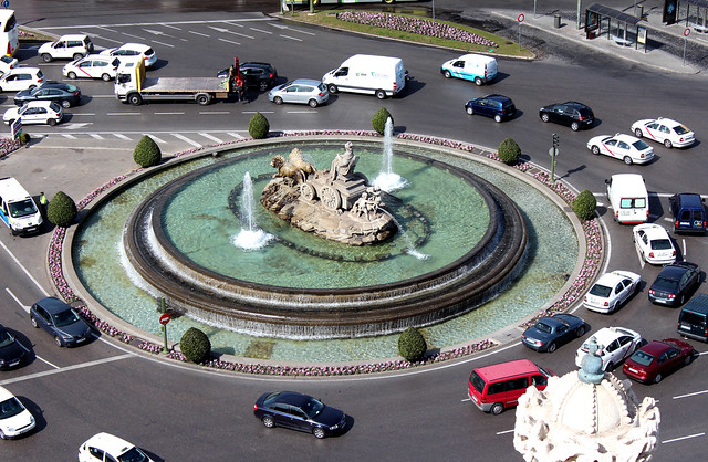 Palacio de Cibeles - Mirante - Madri