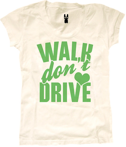 walk don´t drive copy