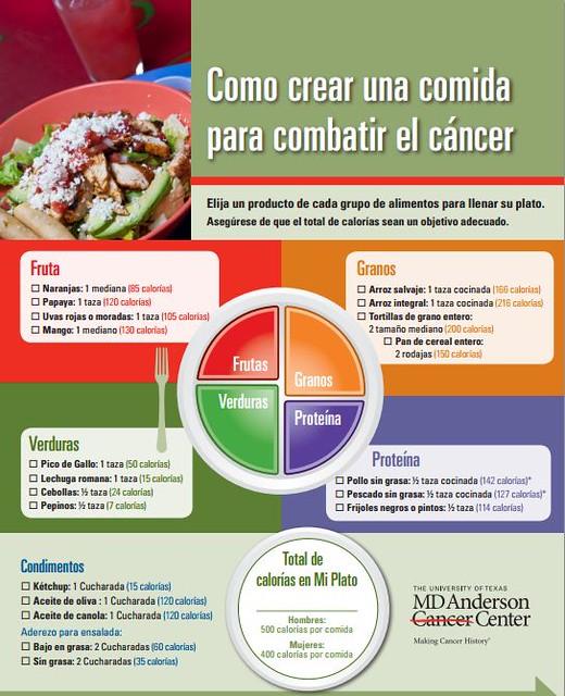 Comiendo para combatir el c ncer curiosidades gastron micas for Tecnicas gastronomicas pdf