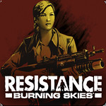 Resistance: Burning Skies - Ellie