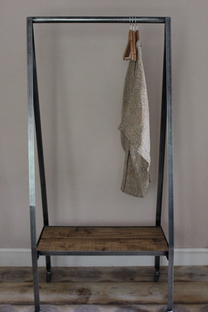 Clothes rail £375 | Flickr - Photo Sharing!